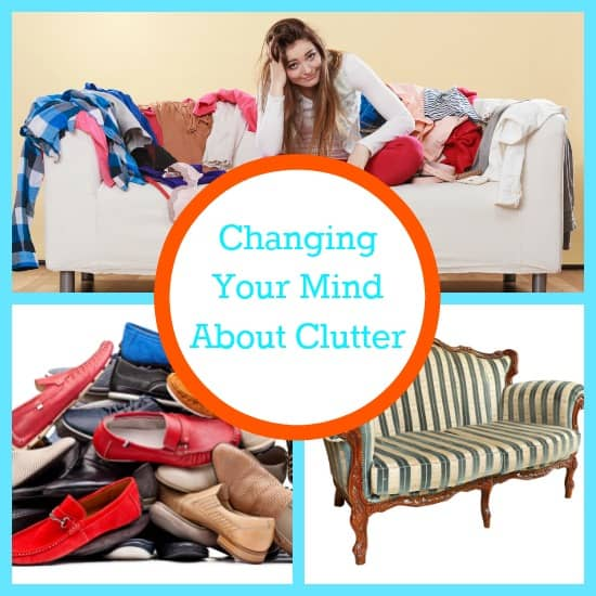 changing your mind about clutter