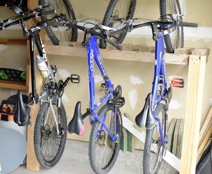Organize Your Garage With Diy Wall Solutions The