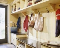 Creating Your Own Mudroom
