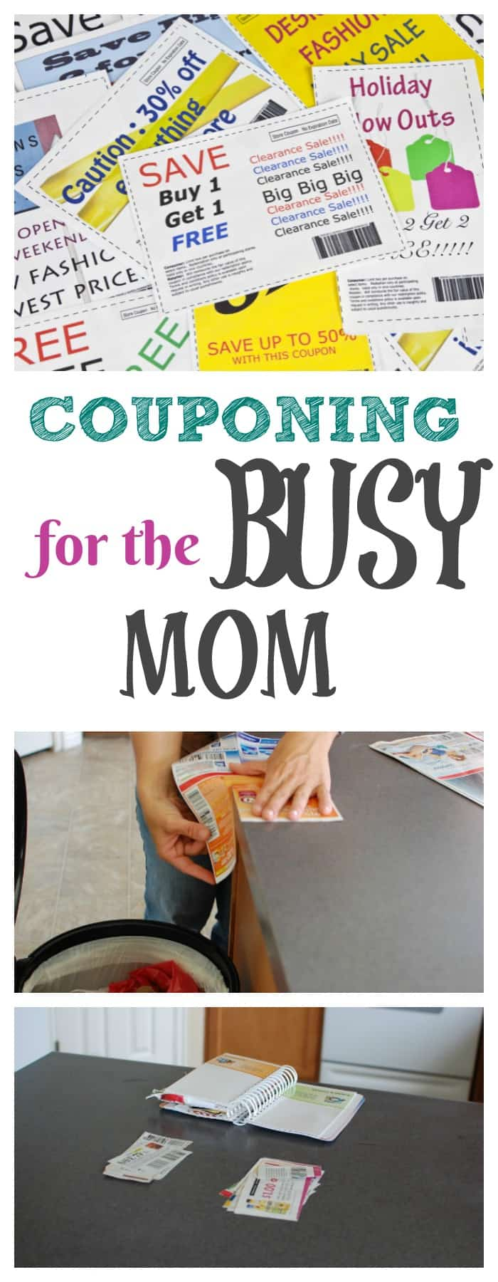 coupons for the busy mom