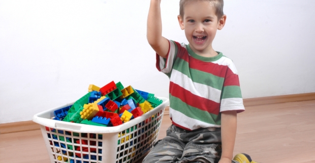 Teach Kids How to Organize