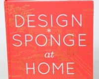 Book Review Design*Sponge at Home