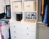 Master Bedroom Closet – The Big Reveal!