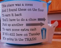 Solution for Kid's Messes