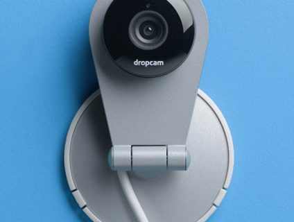 Dropcam HD Wi-Fi Wireless Video Camera Review and GIVEAWAY!