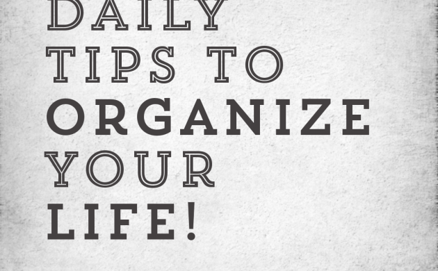 Organize Daily with Instagram!