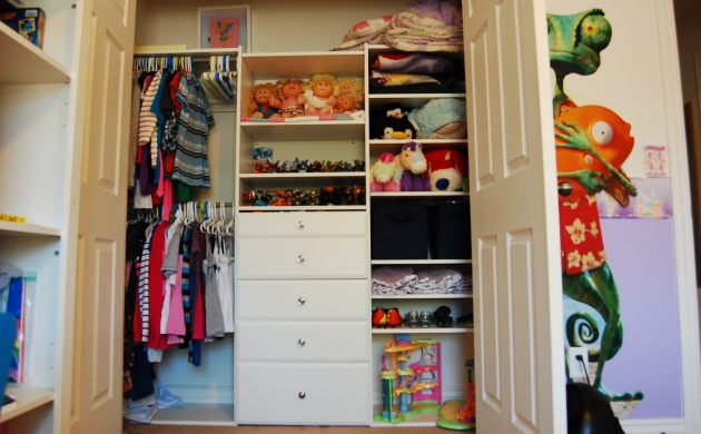 Beautiful Organized Closets from Martha Stewart