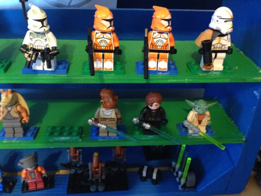 Everything is Awesome…when your legos are organized