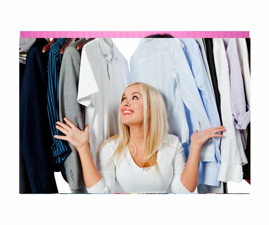 The new closet organization technique everyone should try