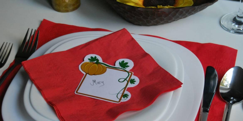 Thanksgiving-label
