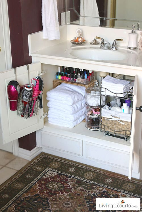 Clever Ideas To Keep Your Bathroom Clean All The Time