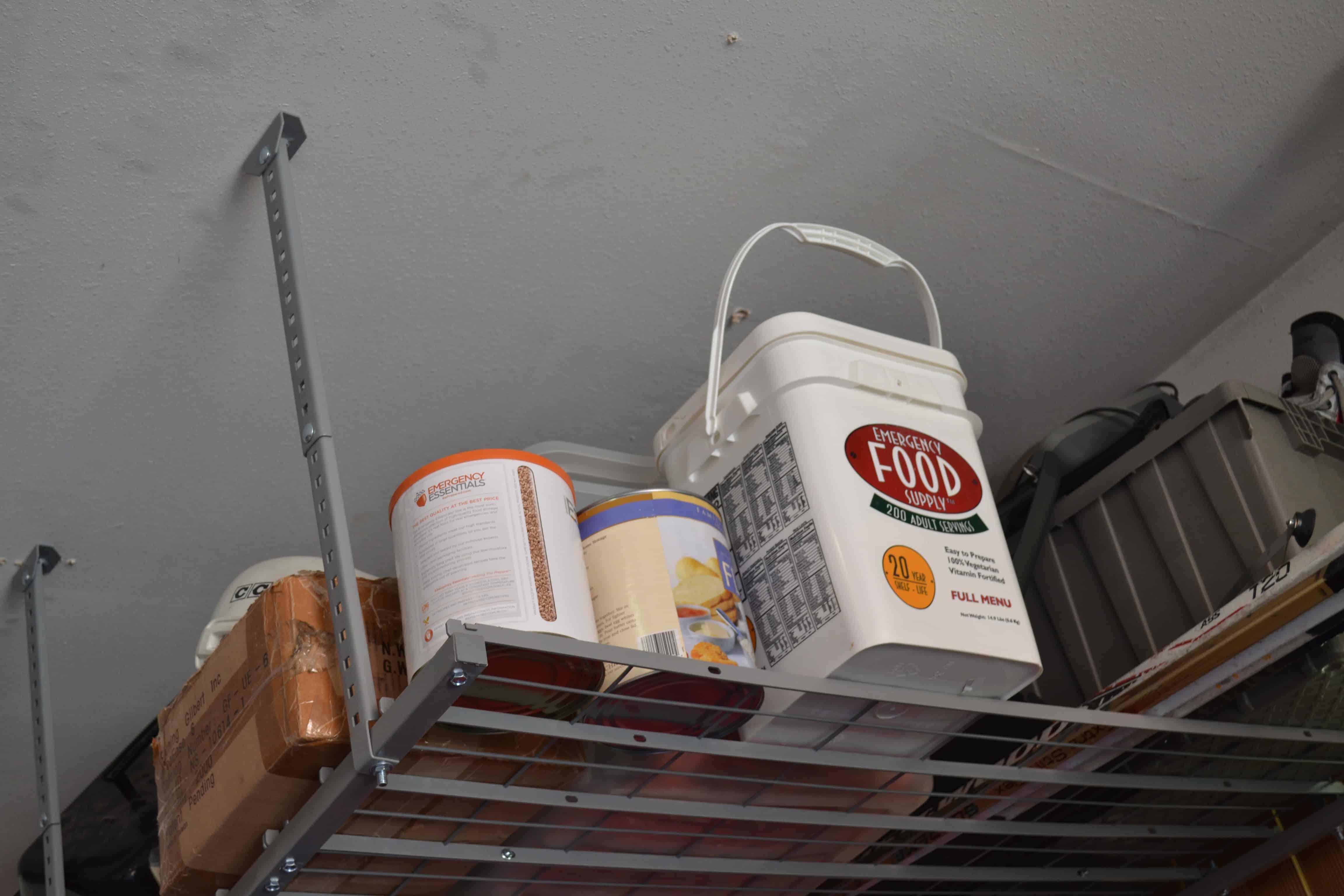 Make Space To Stash Emergency Supplies The Organized Mom