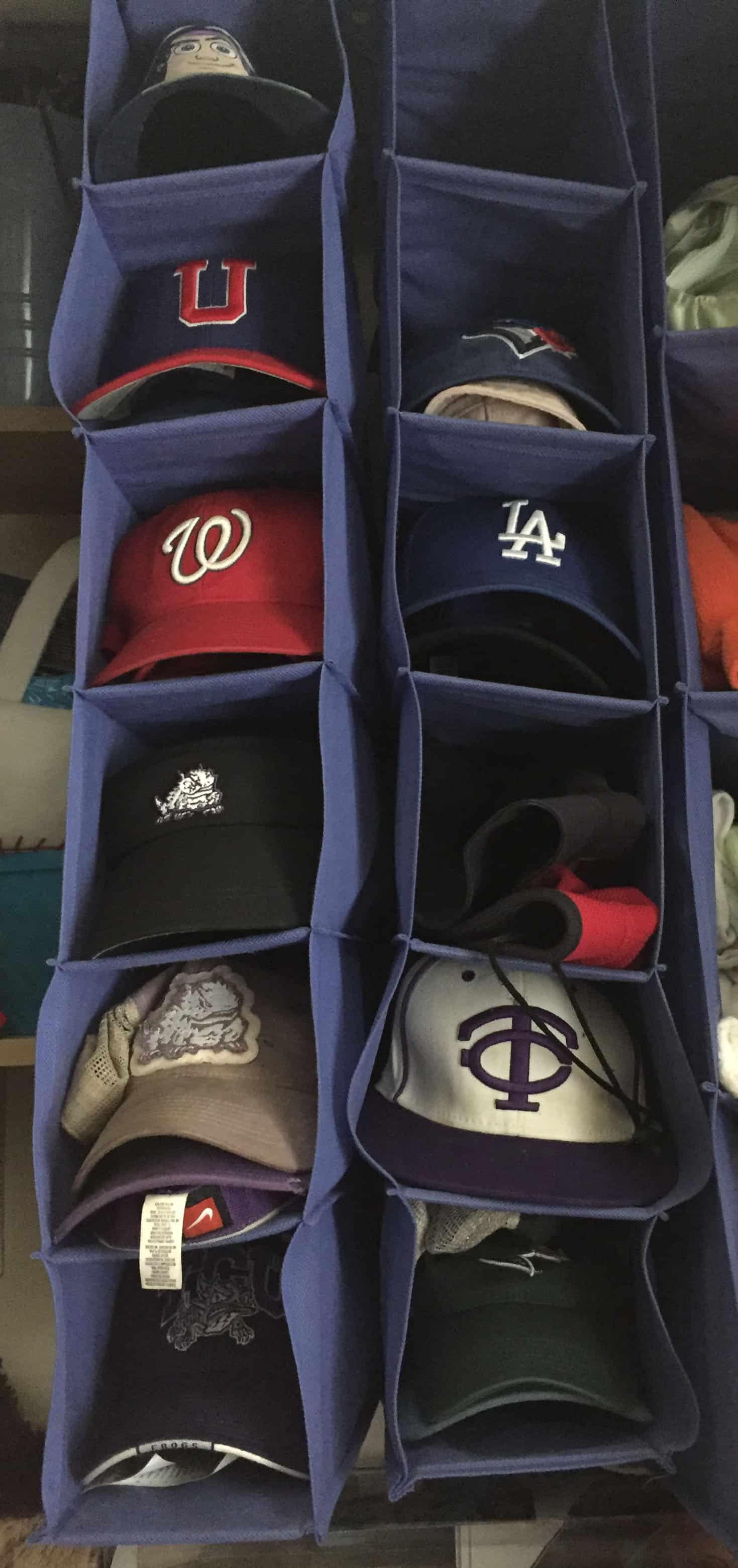 High Quality One Of The Simple Solutions For Hat Storage