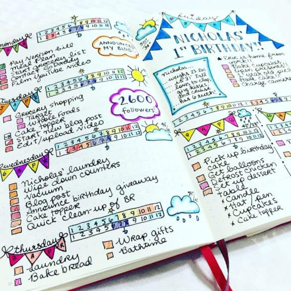 Why Journal Fun Ways To Journal The Organized Mom