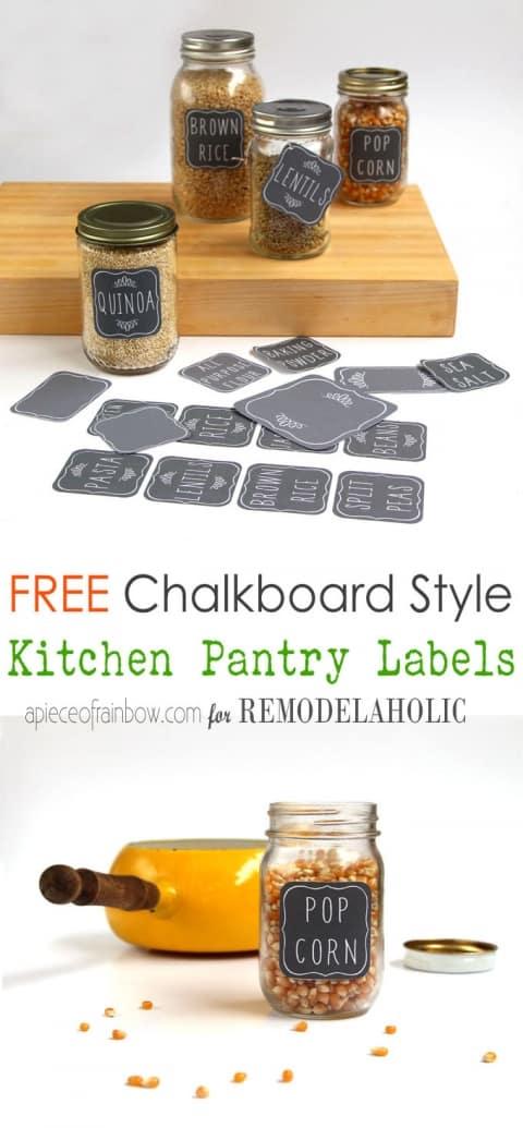 chalkboard-labels
