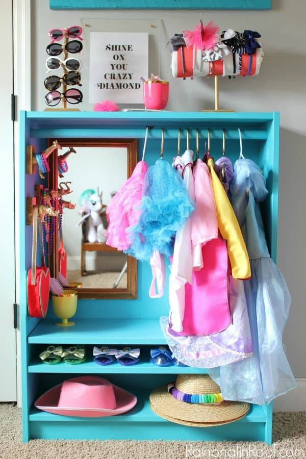 Etonnant Ikea Hack Diy Dress Up Closet