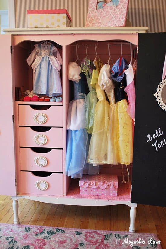 Tall Dress Up Closet