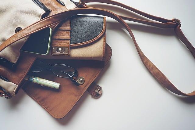 purse makeup