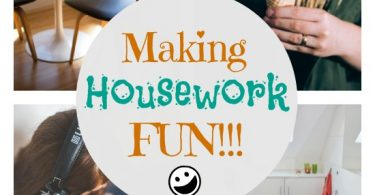 Make Housework Less Boring - 4 Simple Strategies