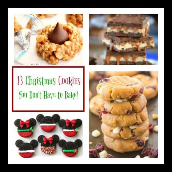 here are 13 no bake christmas cookies that are easy quick and delicious - Making Christmas Cookies