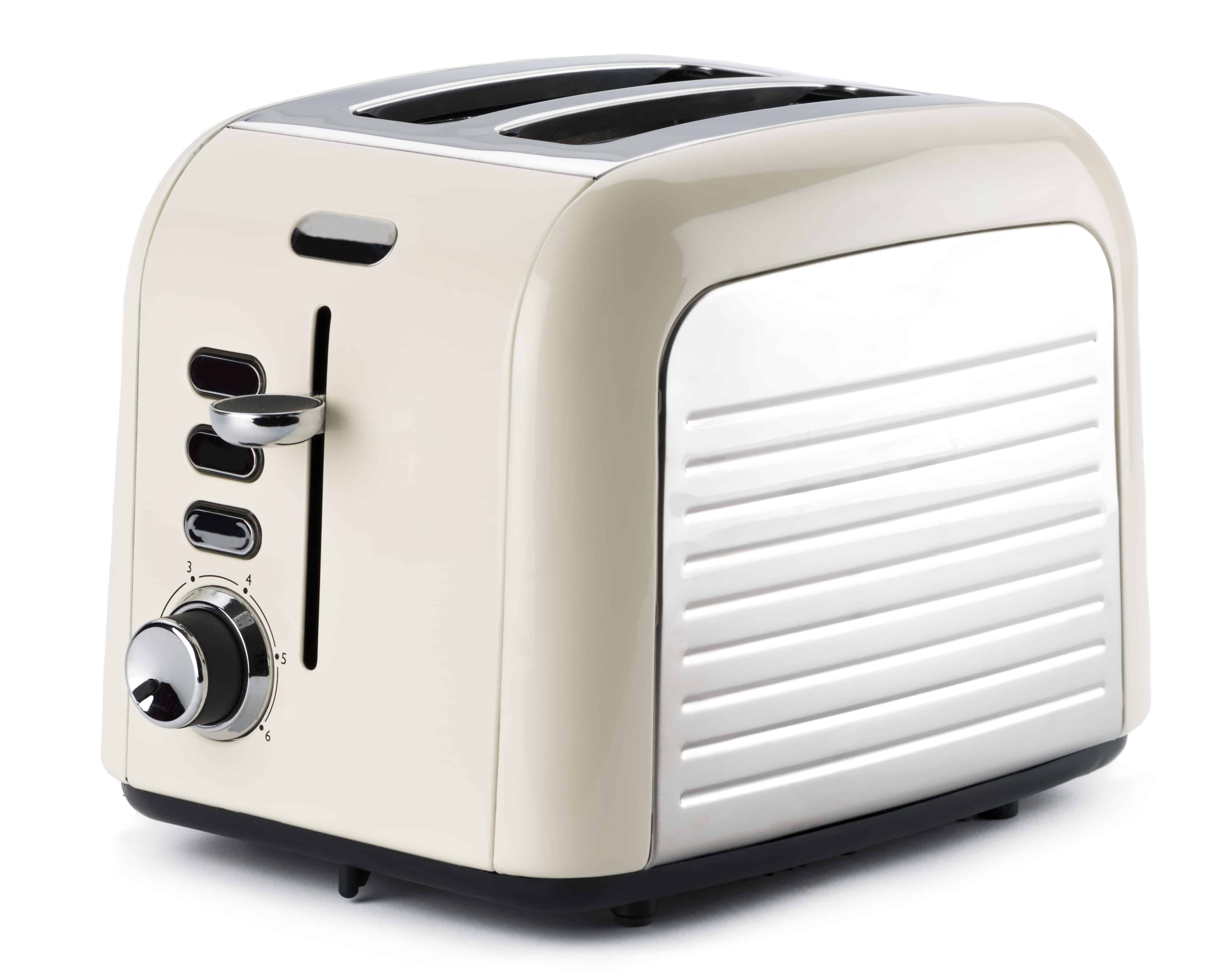Self Cleaning Toaster ~ How to clean kitchen appliances the organized mom