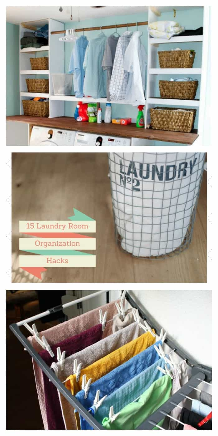 15 laundry room organization hacks the organized mom for Room organization
