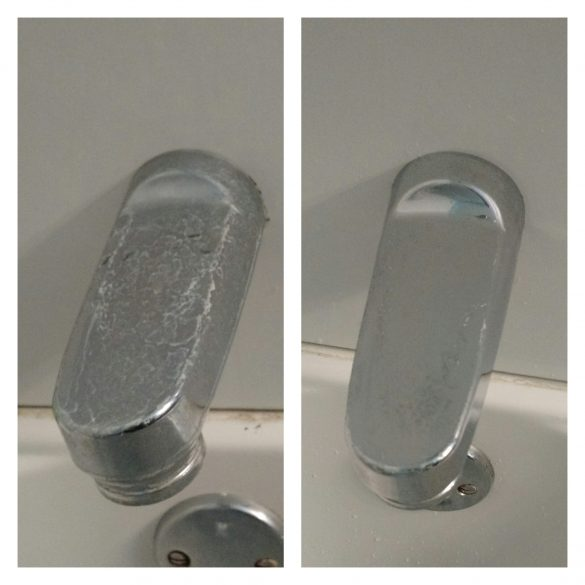 How to Remove Hard Water Build Up from Bathroom Fixtures - The ...