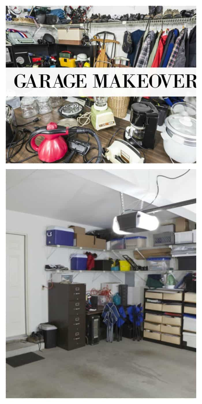 Give your garage a makeover today