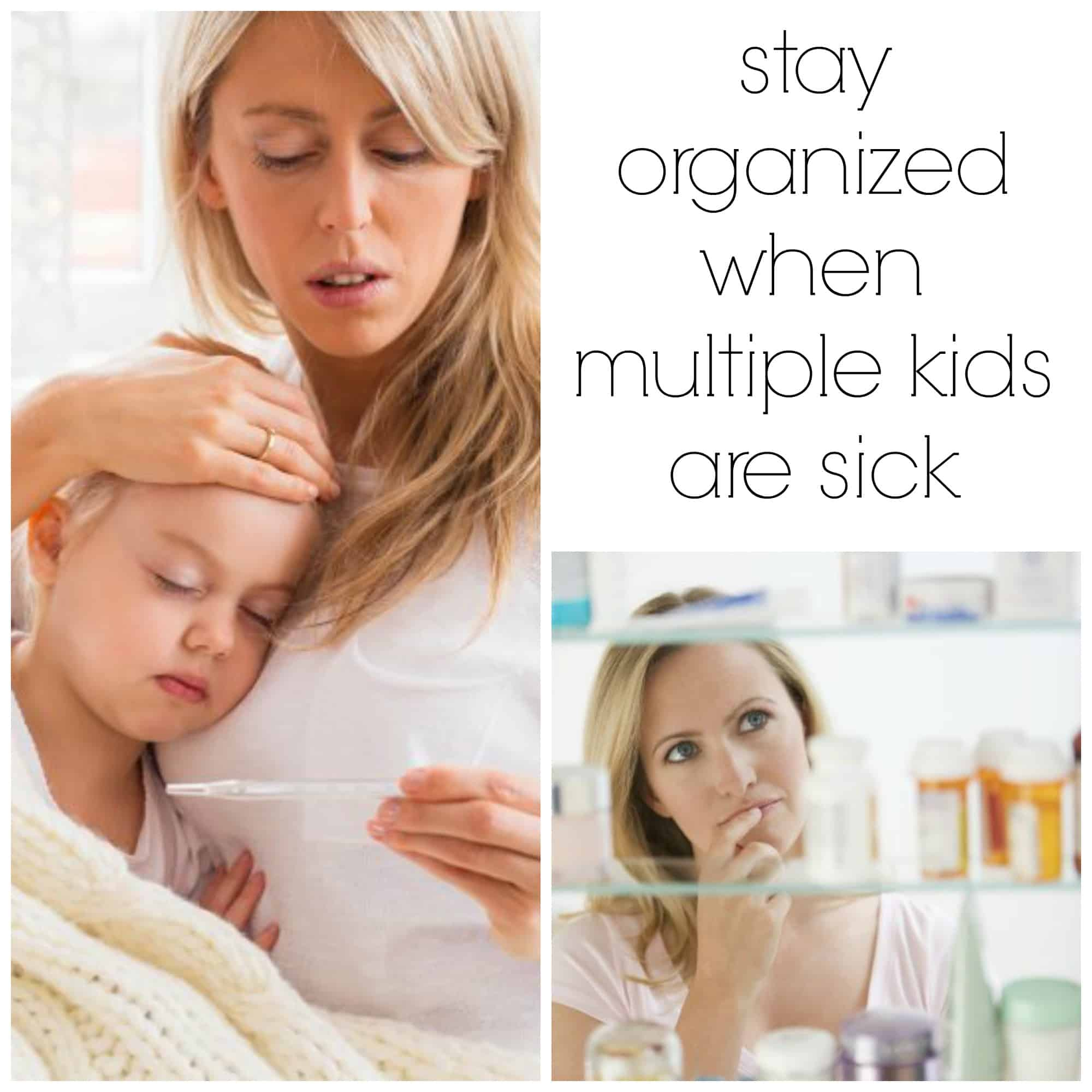 when more than one child is sick keeping your kids u0027 medicine