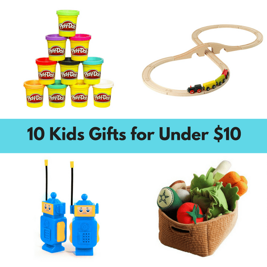 Shopping Finding Gifts For Kids That Are Under 10
