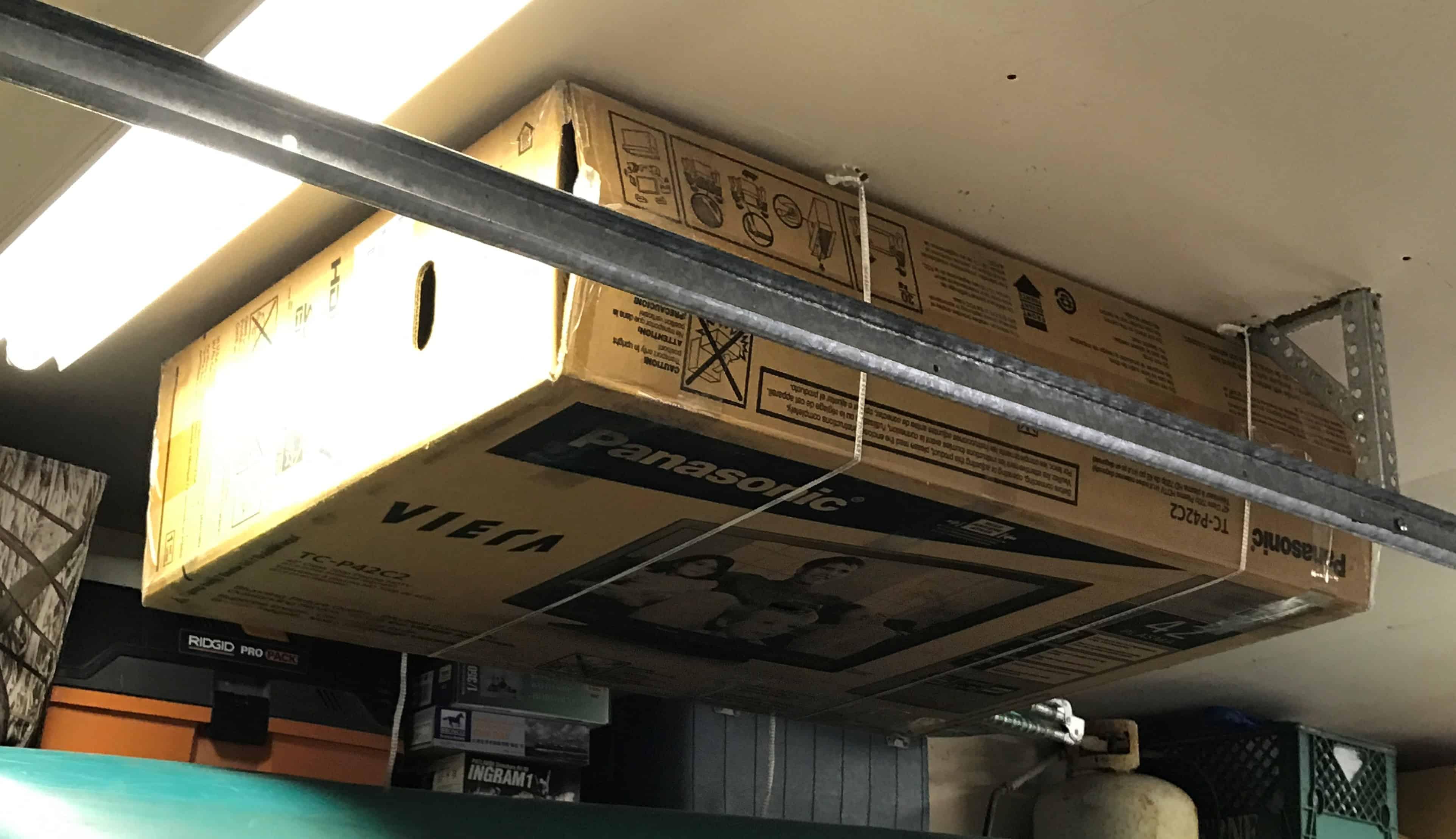 Maximize Storage Space how to maximize garage storage space - the organized mom