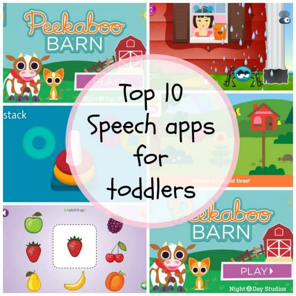 top 10 speech and language apps for toddlers