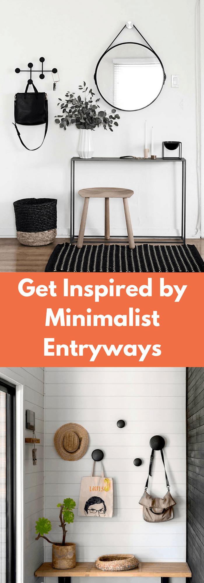 Foyer Minimalist Art : Get inspired by these minimalist entryways the