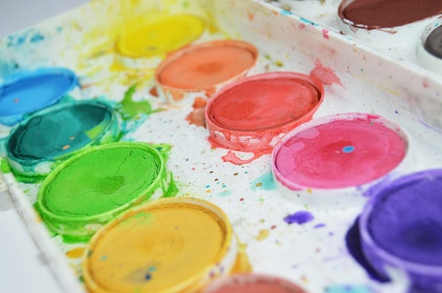 Kids Painting Crafts Let Go Of Stuff