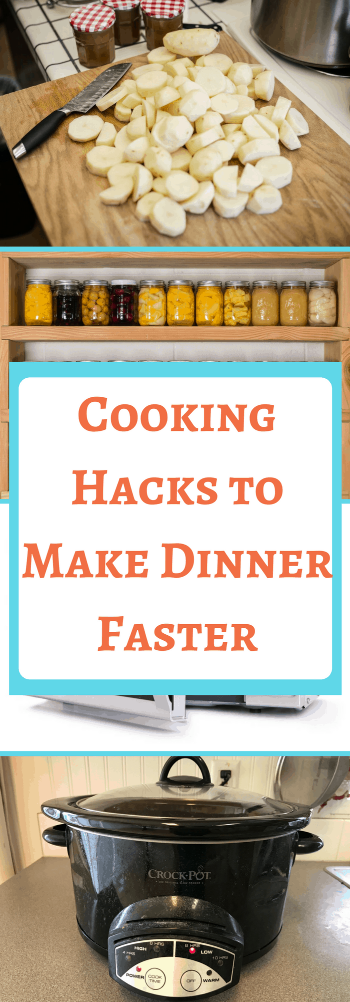 Quick cooking hacks to make dinner faster