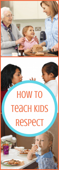 How to Teach Kids Respect
