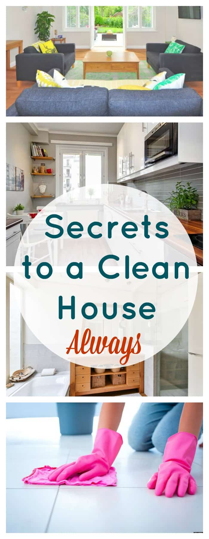 The best secrets and hacks to always having a clean house! DIY - Home and family