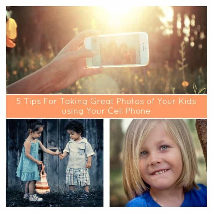 cell phone photos