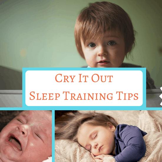 sleep training tips