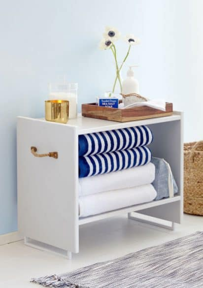 nightstand bathroom storage