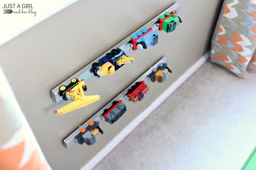matchbox car organizer