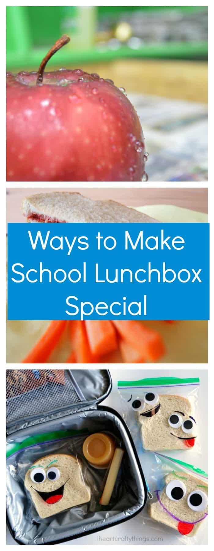 school lunchbox special