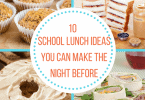 Make Ahead Lunch Ideas