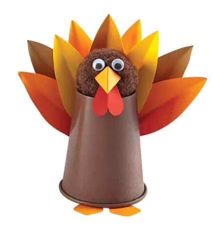 Thanksgiving Turkey activities