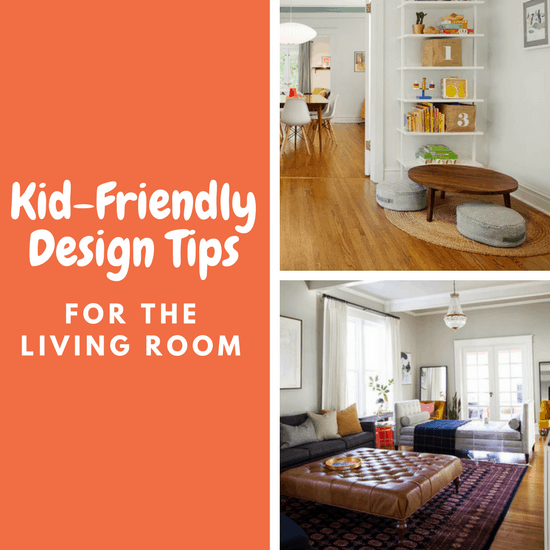 kid friendly design tips