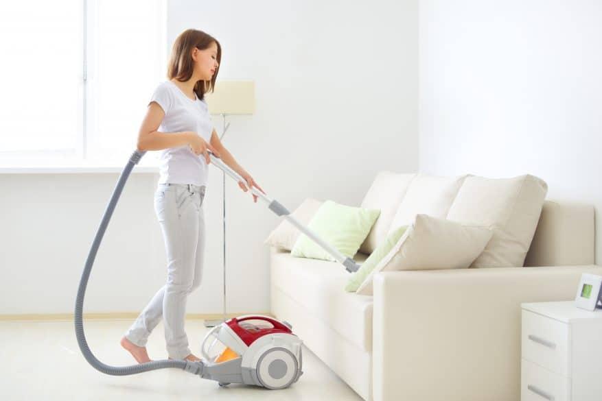 vacuum couch