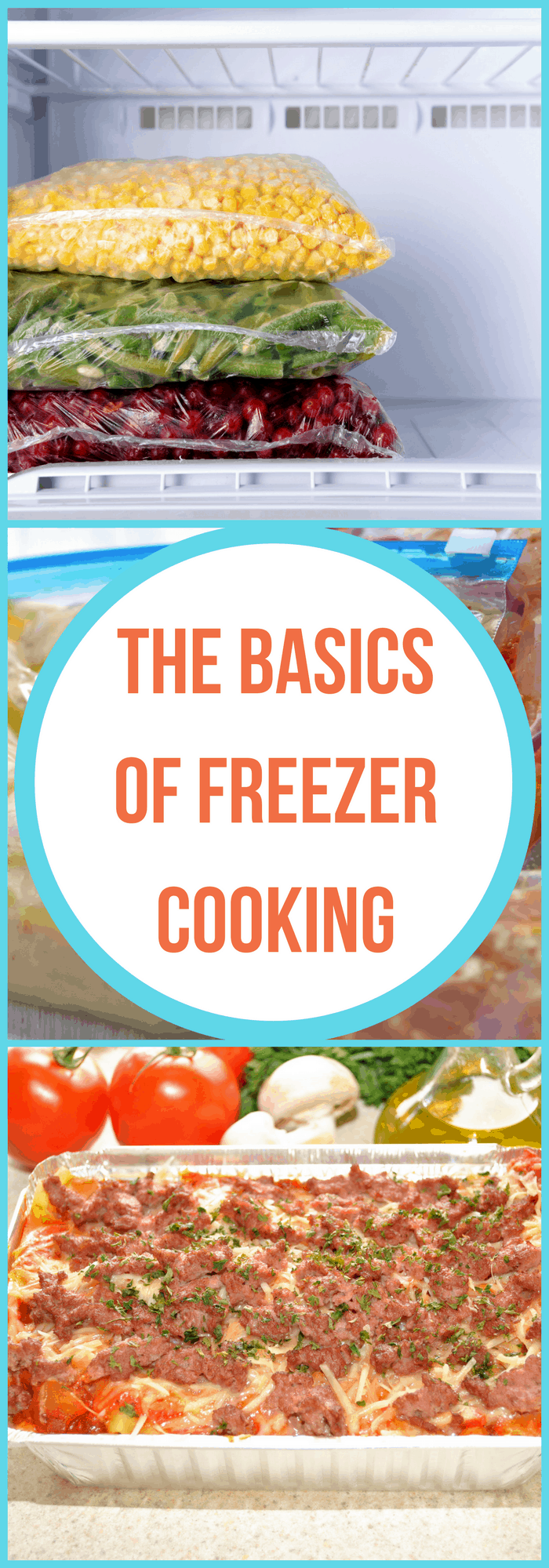 Cooking-The Basics of Freezer Cooking--The Organized Mom