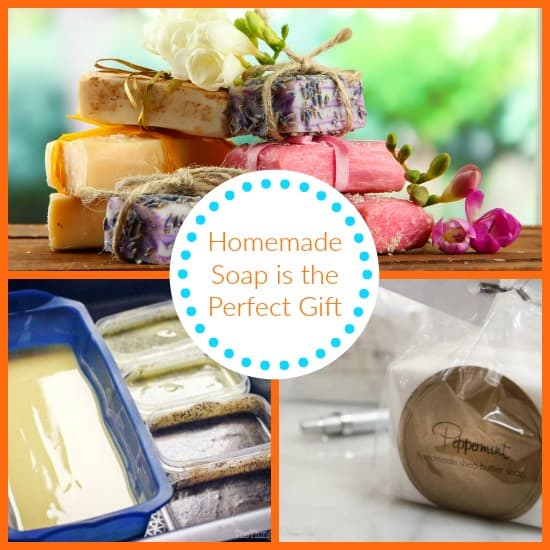 Diy gift ideas why homemade soap is the perfect gift - Homemade soap with lavender the perfect gift ...