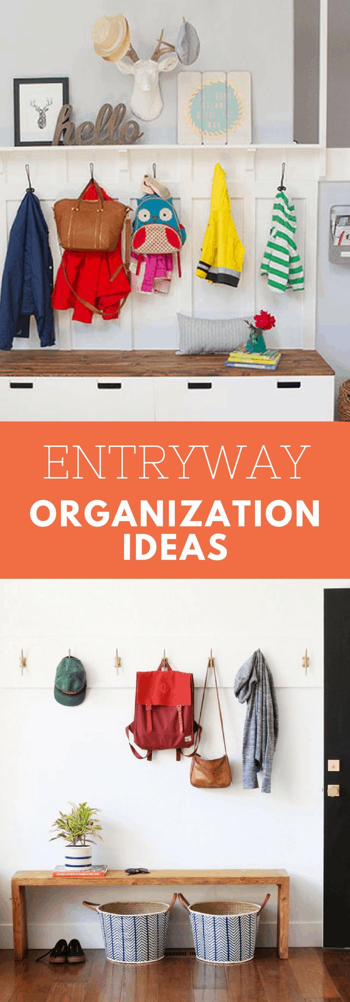 Organization-Entryway Organization Ideas-The Organized Mom