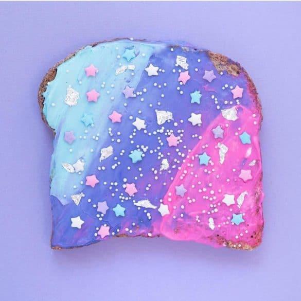 crazy toast